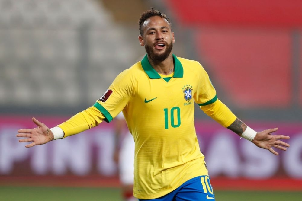 Neymar is a player to watch in Copa America 2021 from Brazil.