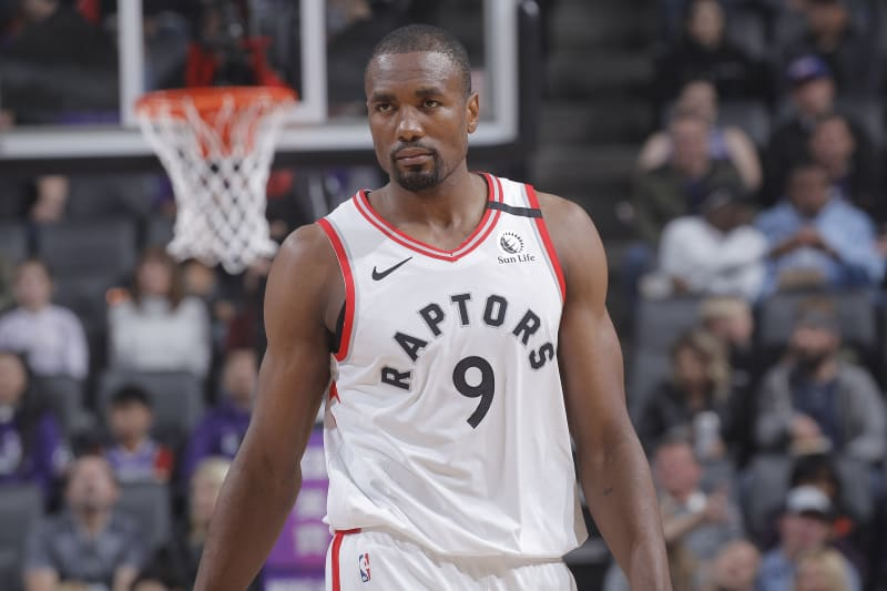 Serge Ibaka signs with clippers
