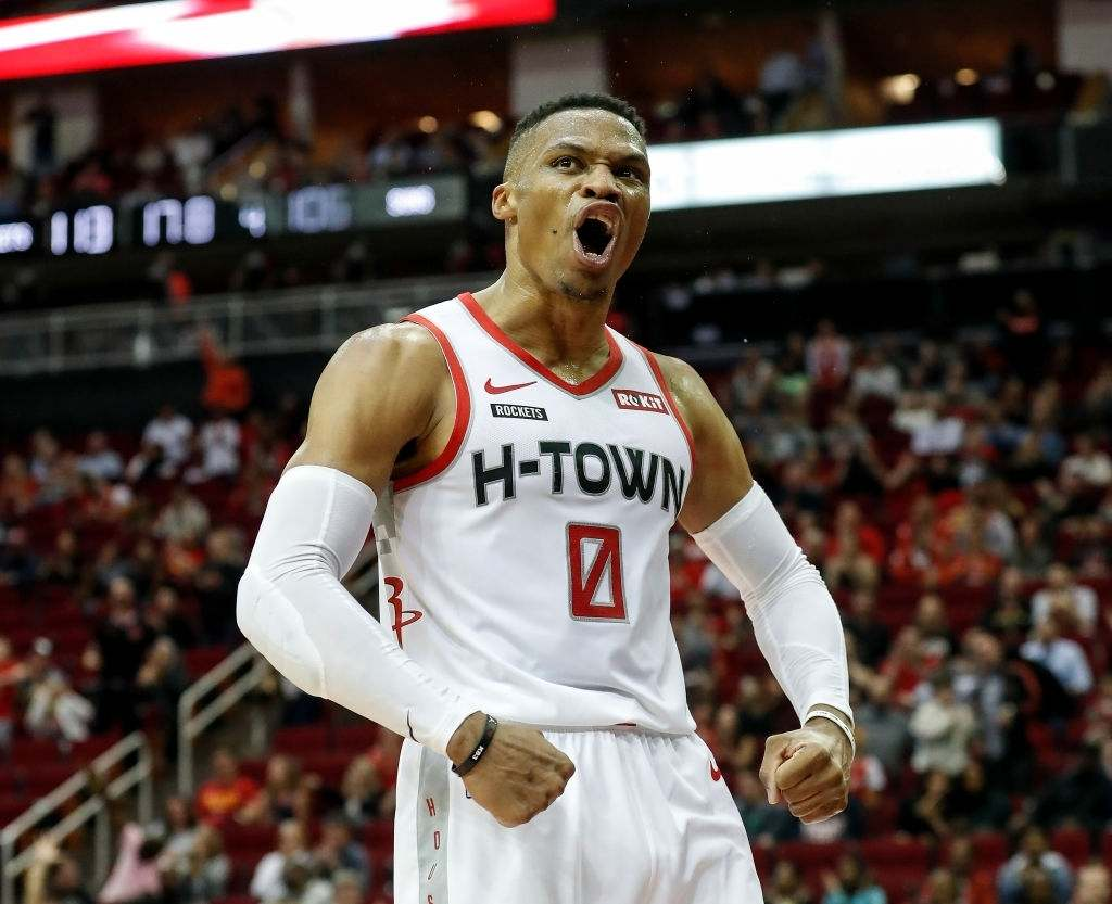 Russell Westbrook highest paid nba players for wizards