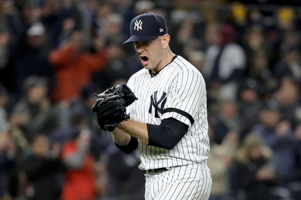Paxton had an injury-prone season with the Yankees in 2020