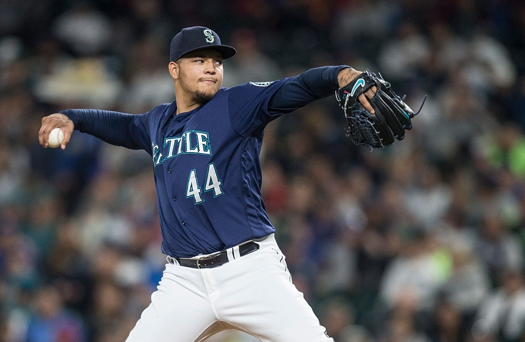 Taijuan Walker finished the year on a high with Toronto Blue Jays