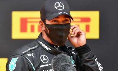 Lewis Hamilton doesn't know about Alpha Tauri Boss.