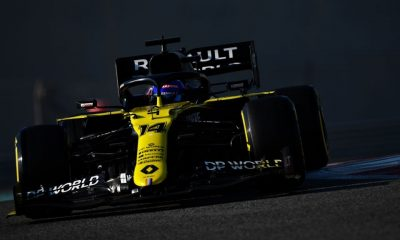 Renault F1 is rebranded into Alpine F1 team in 2021.