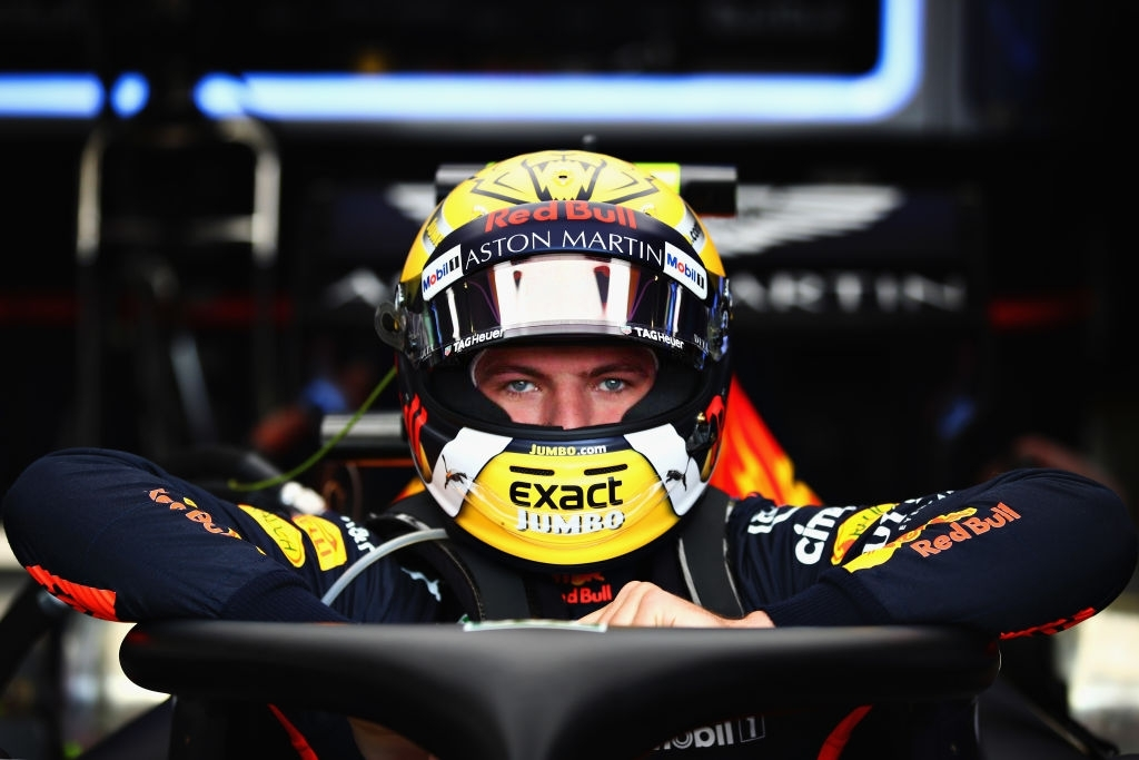 Max Verstappen will drive for Red Bull in 2021.