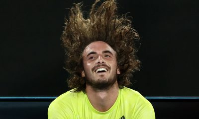 Stefanos Tsitsipas knocked out Rafal Nadal from the Australian Open 2021.