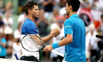 Thiem and Novak