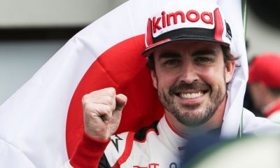 Fernando Alonso would be driving for Alpine F1 in the 2021 season.