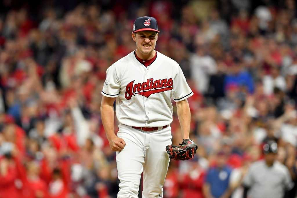 Bauer is the holder of the Cy Young Award
