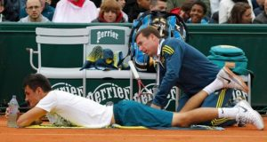 Bernard tomic injury