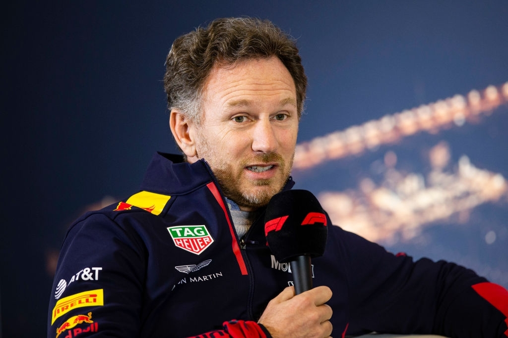 Christian Horner mentions the new budget cap will affect the development of the 2022 car.