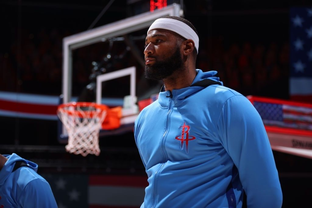 DeMarcus Cousins is released by Houston Rockets