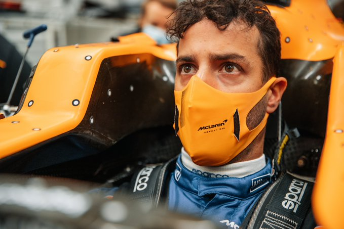 Daniel Ricciardo joined McLaren F1 in 2021 on a three-year contract after a two-year stint at Renault F1.