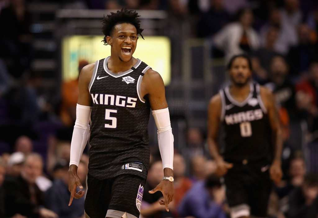 "De'Aaron Fox thinks that the idea of an All-Star weekend this year is ""stupid"""