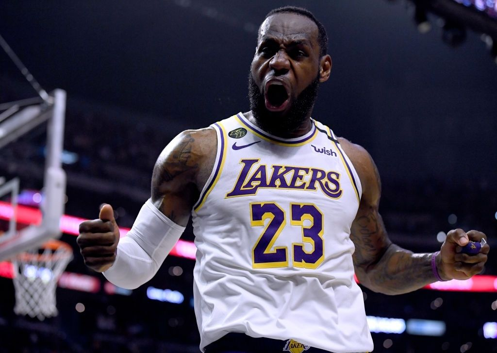 LeBron James, best heat small forwards of all time