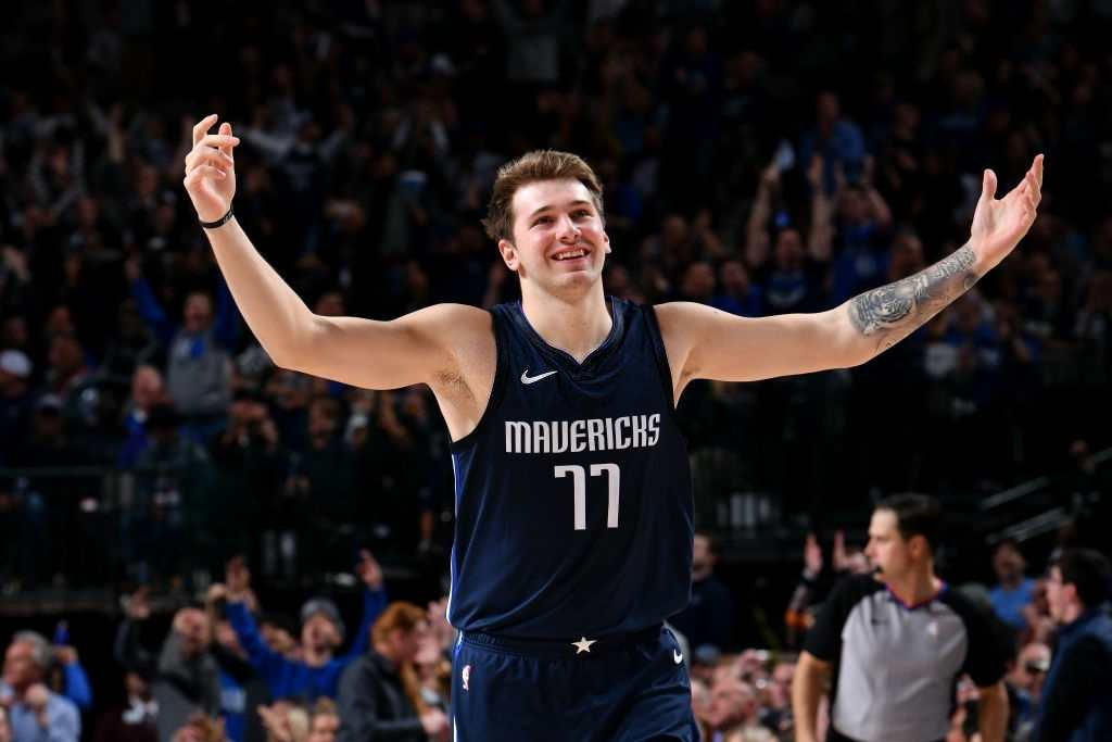 Doncic's Mavericks lie 14th in the table