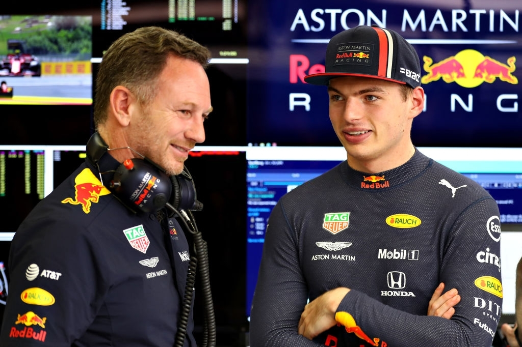 Christian Horner, the Red Bull boss is proud of Max Verstappen after his excellent performance in Bahrain.