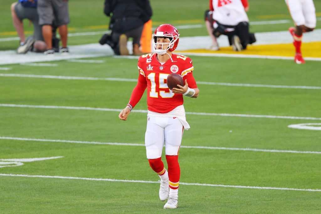Patrick Mahomes has brought the NFL a lot of social media attention