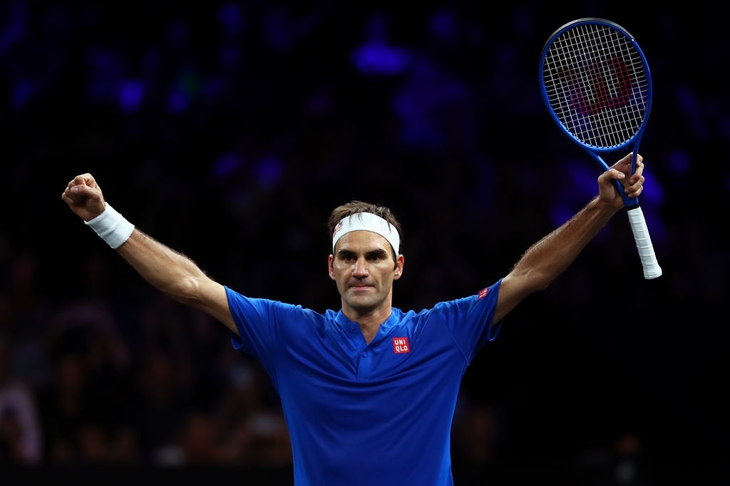 Roger Federer plans to spend time with friends ahead of the 2021 Geneva Open.