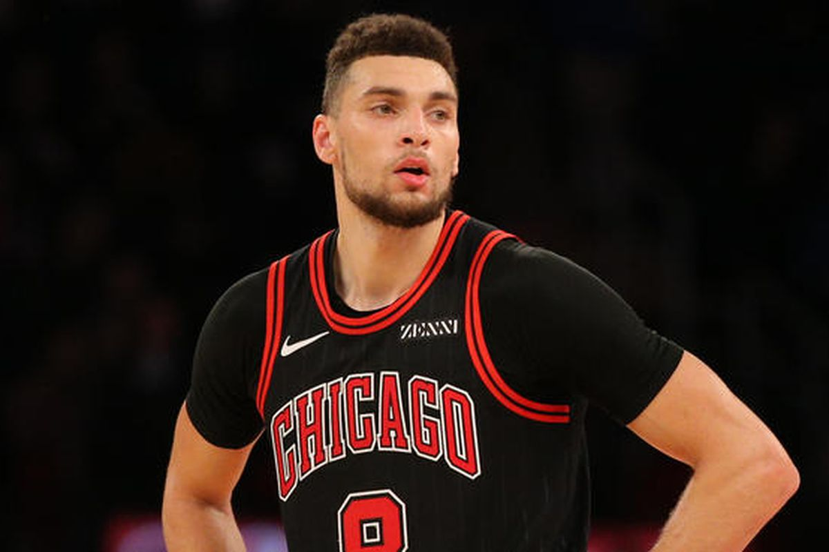Zach LaVine is ready to show people that he will soon be an All-Star