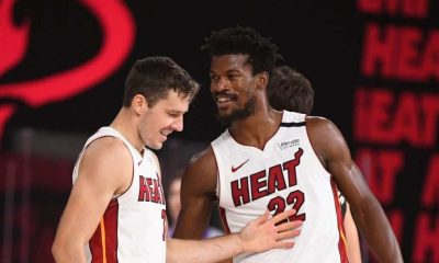 Butler and Dragic