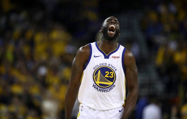 Warriors' Draymond Green