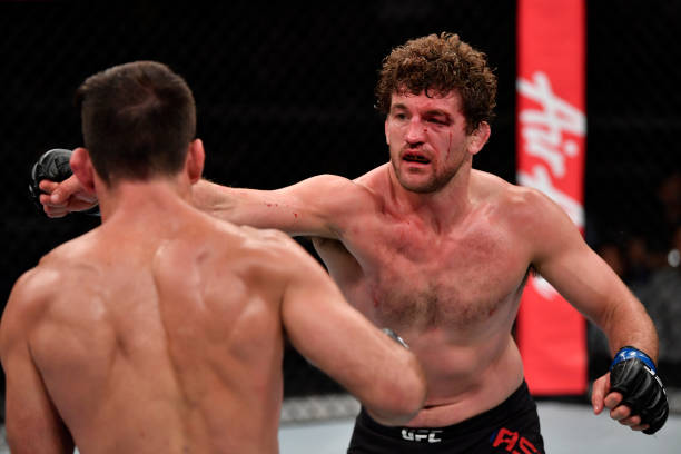 Heat for April 17 turns up between Ben Askren and Jake Paul