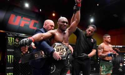 Dana White calls the people as casual viewers and not fans who have no respect for Kamaru Usman