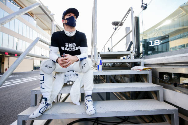 Tost says, Gasly is one of the strongest drivers in F1.
