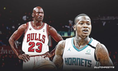 Michael Jordan reveals his relationship with Terry Rozier