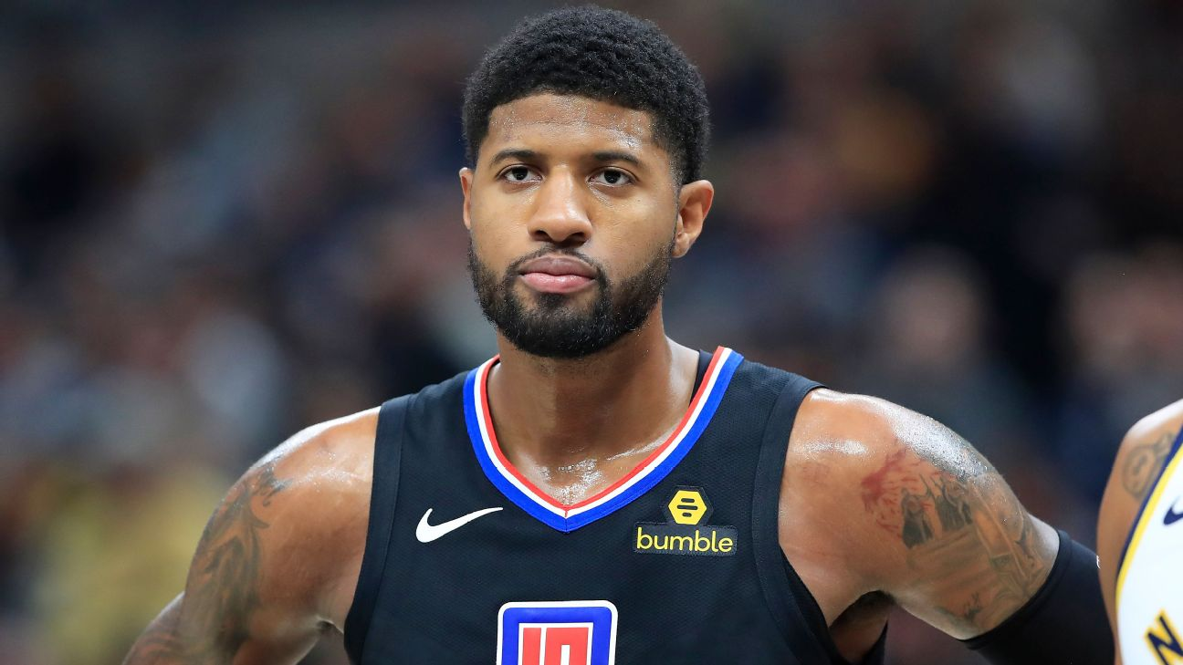 Paul George knew he didn't score good and thus reacted to Dudley's commentaries in a disciplined way.