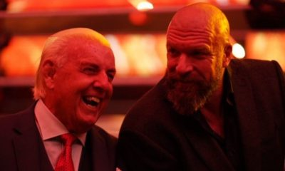 triple H and Ric flair