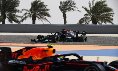 Lewis Hamilton finished 15th on the second day of the 2021 pre-season test in Bahrain.