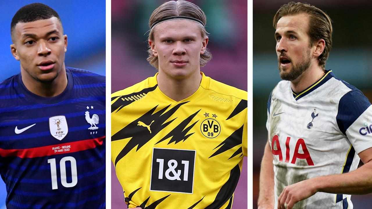 Manchester City needs players like Kylian Mbappe, Erling Haaland or Harry Kane to replace Sergio Aguero.