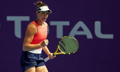 Jennifer Brady got defeat Anett Kontaveit in Qartar Opened
