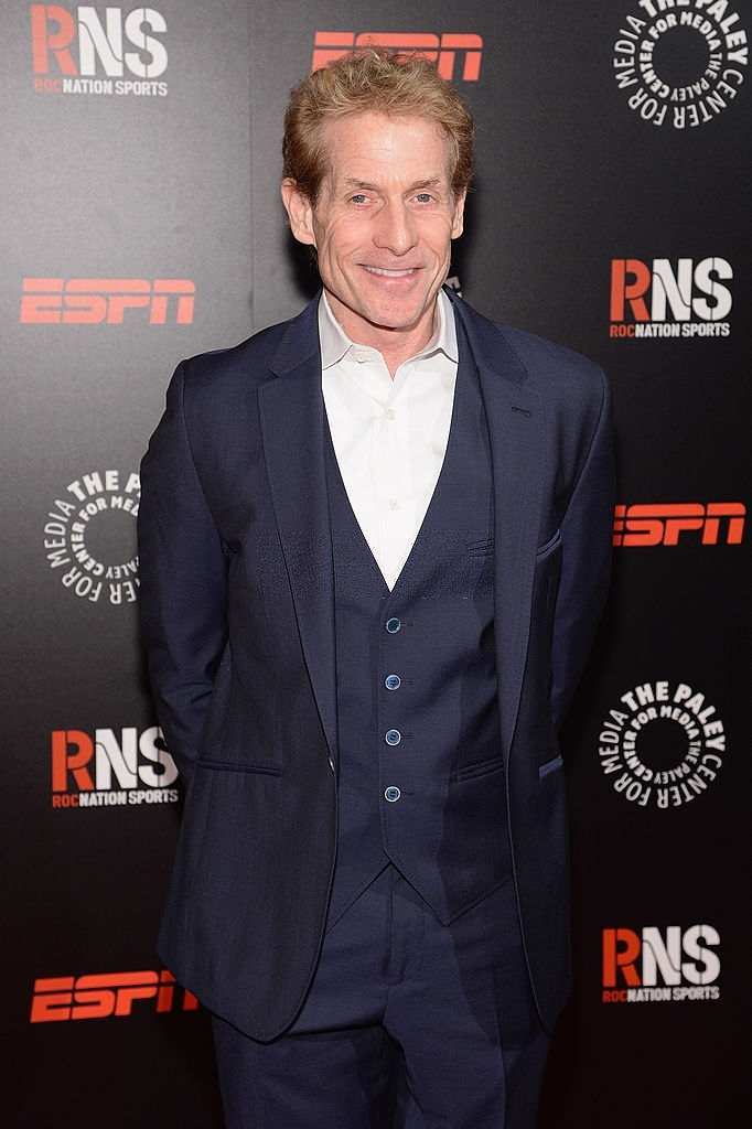 Skip Bayless does not include Lebron James in his top 5 MVP candidates