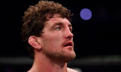 Dana White will be betting his $1 million dollars on Ben Askren