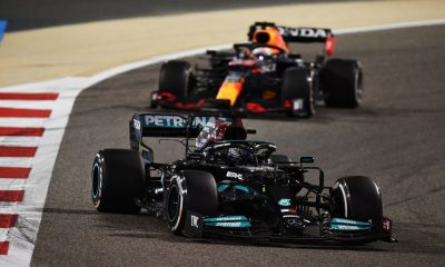 Lewis Hamilton of Mercedes AMG F1 needs to push his limits further to maintain the lead ahead of Max Verstappen of Red Bull Racing in the 2021 Formula One.