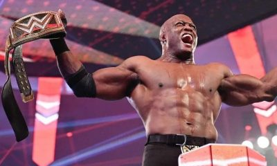 Bobby Lashley WWE Champion