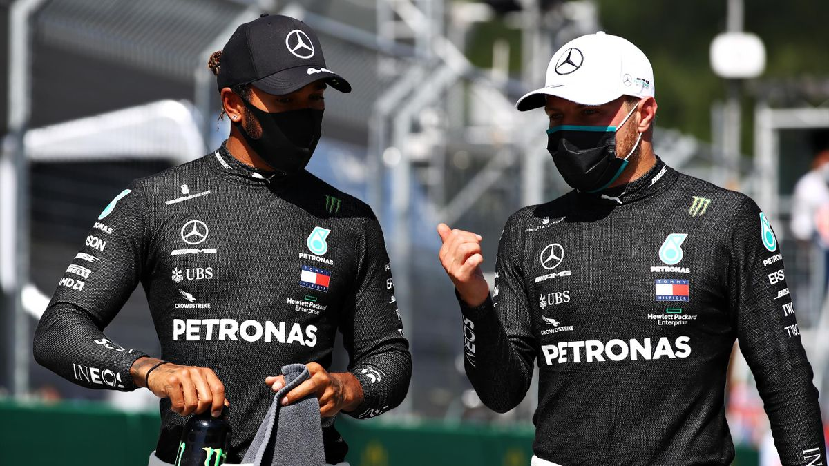 Valtteri Bottas and Lewis Hamilton will continue driving for Mercedes in Formula 1 2021.