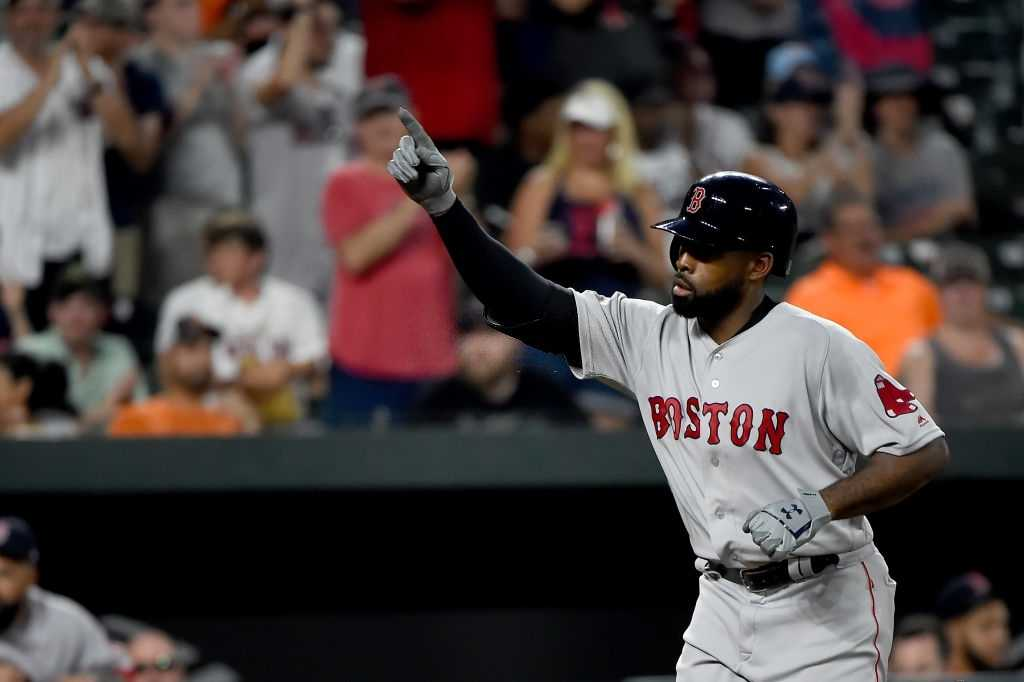 Jackie Bradley Jr. signs for the Milwaukee Brewers in a two-year deal