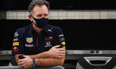 Red Bull boss Christian Horner talks about the data of pros and cons from the 2021 season-opener race at Bahrain.