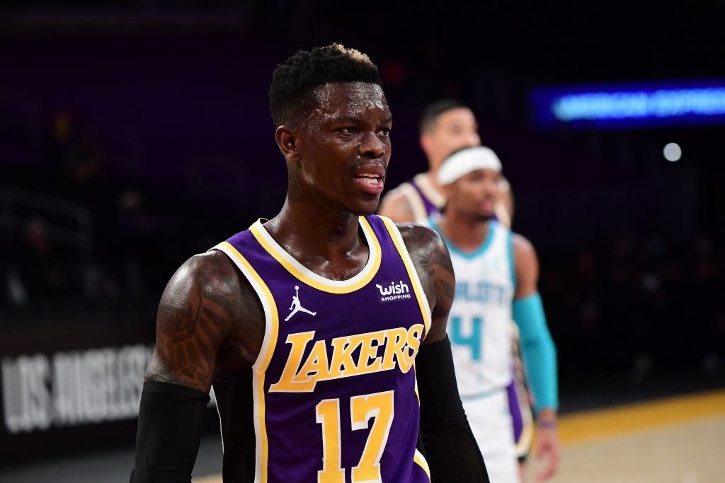 Dennis Schröder has been influential for the Lakers this season