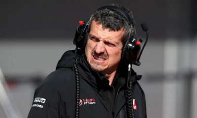 Guenther Steiner on new HASS driver-lineup