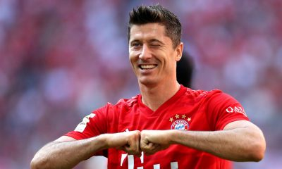Sports- Soccer- Robert Lewandowski
