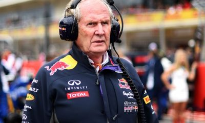 Helmut Marko stays hopeful of Team Red bull leaving a big mark in the 2021 season
