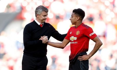 """Lingard contract extension at United """"really worked out"""" admits Ole Gunnar Solskjaer"""