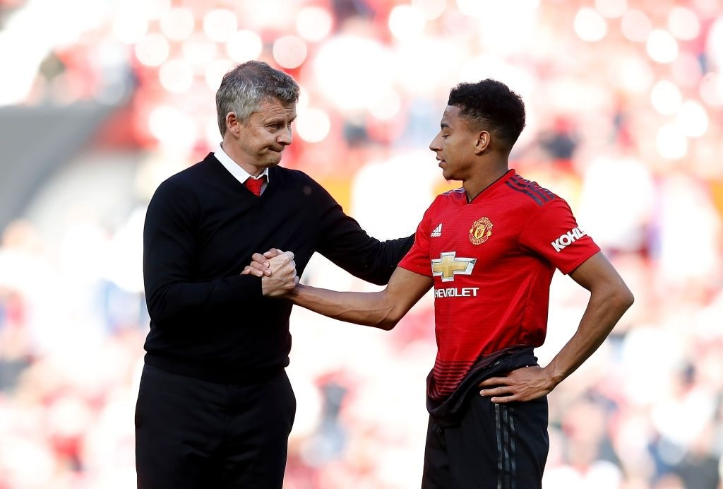 "Lingard contract extension at United ""really worked out"" admits Ole Gunnar Solskjaer"
