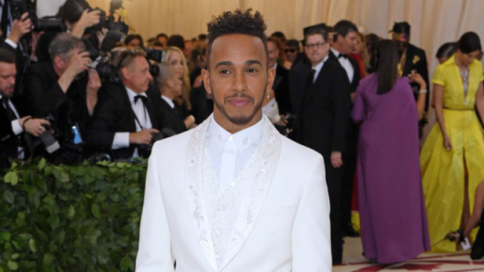 Lewis Hamilton plans to launch his own collection