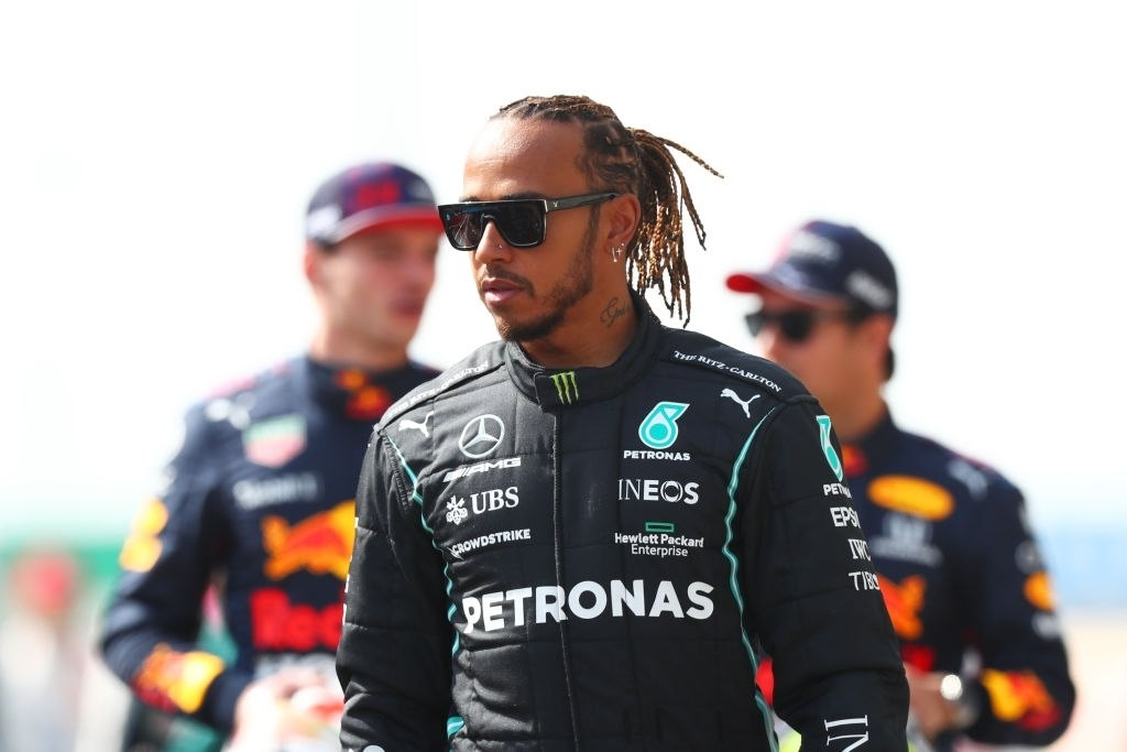 Lewis Hamilton is back in Bahrain for the first Grand Prix of the 2021 season.
