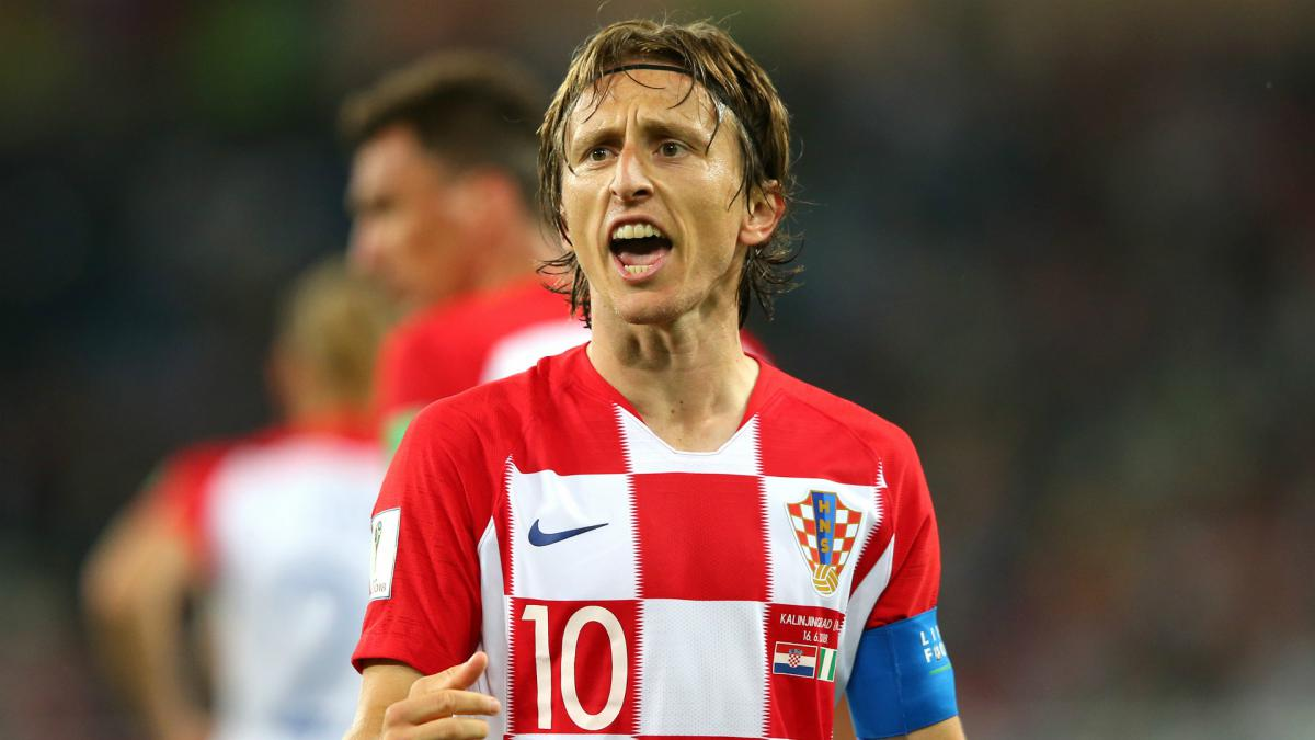 Luka modric reaches a new milestone with the Croatian national football team